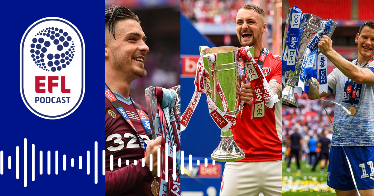 EFL Podcast: The Play-Off Final review - News - EFL Official