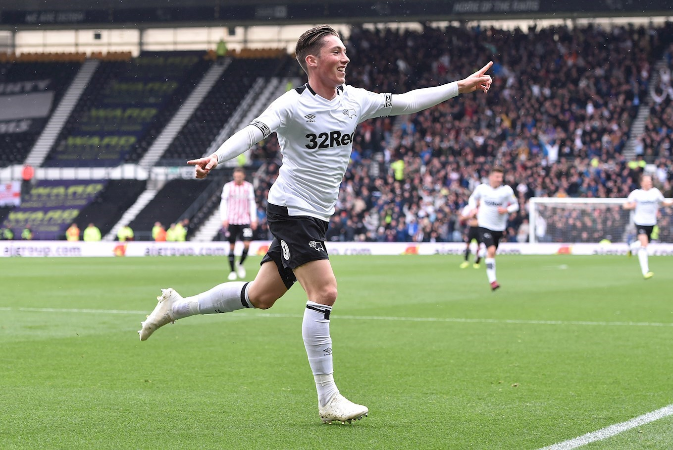 Interview Harry Wilson On Derby County And Life In The Efl