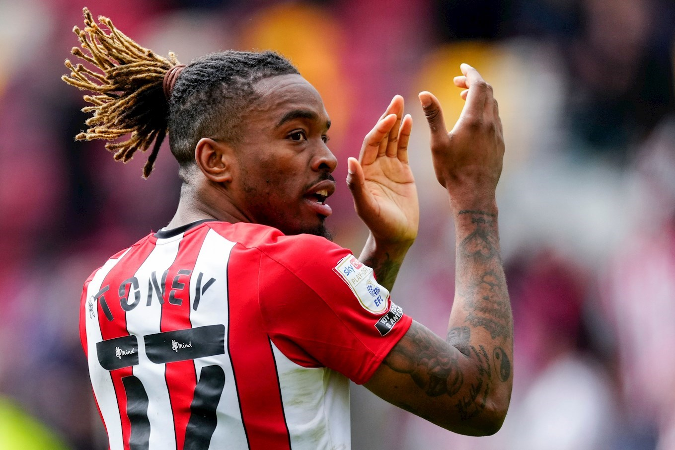 Ivan Toney needs to replicate his Championship form in the Premier League if Brentford are to survive | Premier League Matchday 1
