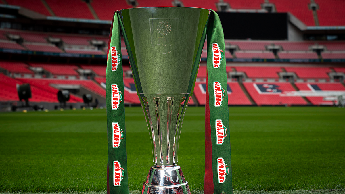 Papa John's becomes Title Sponsor of the EFL Trophy - News - EFL Official  Website