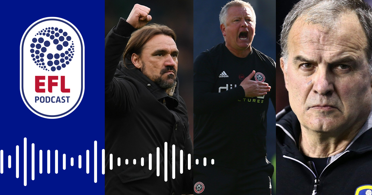 The Official EFL Podcast: Episode 10 - News - EFL Official Website