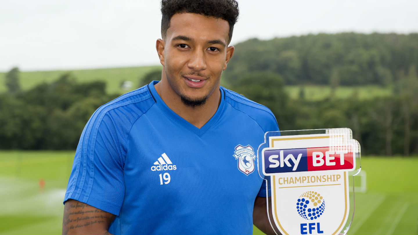 Sky Bet Championship Player Of The Month Cardiff City S